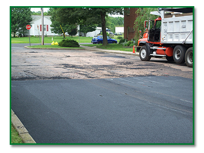 Commercial Paving PA
